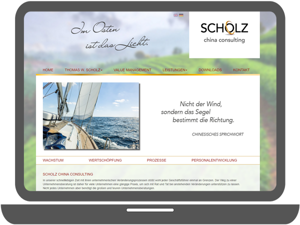 Scholz China Consulting